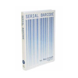 SERIAL BARCODE3 Illustrator対応ハイブリッド版 ベビーユニバース シリアル バーコード