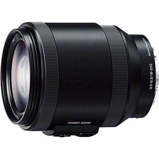 SELP18200 ソニー E PZ 18-200mm F3.5-6.3 OSS ※Eマウント用レンズ(APS-Cサイズ用)