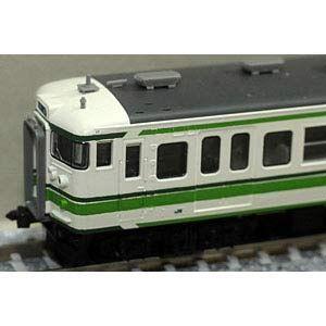 [鉄道模型]トミックス 【再生産】(Nゲージ) 92493 JR 115-1000系近郊電車(新潟色)セット(3両)