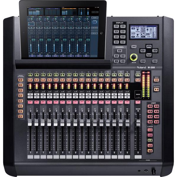 M-200I ローランド ライブ・ミキシング・コンソール Roland