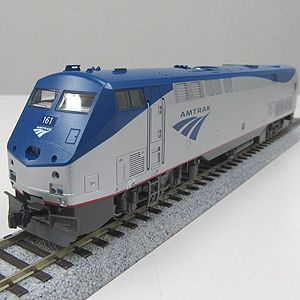 [鉄道模型]カトー (HO) 37-6102 P42 アムトラック フェーズVb #161