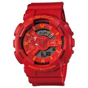 GA-110AC-4AJF カシオ 【国内正規品】G-SHOCK(ジーショック) Blue and Red Series Gショック デジアナ時計 [GA110AC4AJF]【返品種別A】