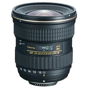 AT-X 116 PRO DX II CAF トキナー AT-X 116 PRO DX II 11-16mm F2.8(IF) ASPHERICAL※キヤノンマウント ※APS-Cサイズ用レンズ