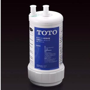 TH634-2 TOTO 浄水カートリッジ ホワイト
