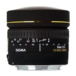 8/3.5EXDG-SA シグマ 8mm F3.5 EX DG CIRCULAR FISHEYE ※シグママウント ※DGレンズ(フルサイズ対応)