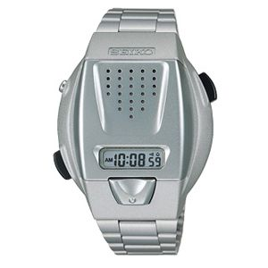SBJS001 セイコー 音声デジタルウオッチ [SBJS001]【返品種別A】