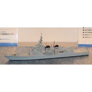 再生産 1 700 ウォーターライン No.022 04722 アオシマ 全店販売中 海上自衛隊イ-ジス護衛艦あしがら プラモデル 数量は多