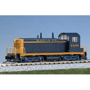 [鉄道模型]カトー (Nゲージ) 176-4365 NW2 AT&SF(サンタ・フェ) #2403