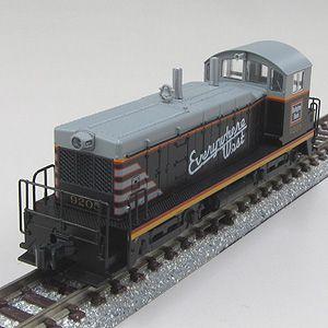 [鉄道模型]カトー (Nゲージ) 176-4367 NW2 CB&Q(シカゴ・バーリントン&クインシー) #9205
