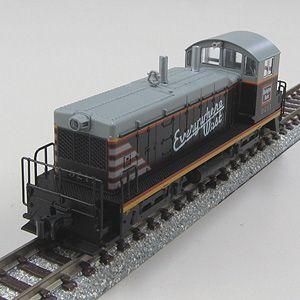 [鉄道模型]カトー (Nゲージ) 176-4368 NW2 CB&Q(シカゴ・バーリントン&クインシー) #9211