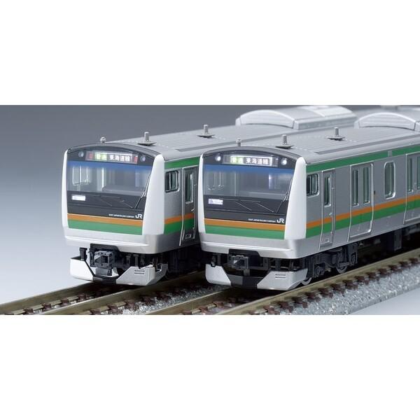 [鉄道模型]トミックス 【再生産】(Nゲージ) 92463 JR E233-3000系近郊電車(増備型) 基本5両セットB