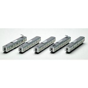 [鉄道模型]トミックス 【再生産】(Nゲージ) 92464 JR E233-3000系近郊電車(増備型) 増結5両セットA