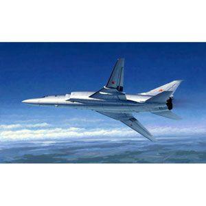 1/72 ソビエト空軍 ツポレフ Tu-22M2 バックファイアB【01655】 トランペッター