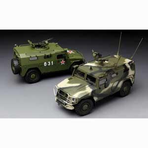 モンモデル メルカバMk.3D主力戦...