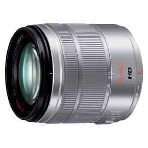H-FS14140-S パナソニック LUMIX G VARIO 14-140mm/F3.5-5.6 ASPH./POWER O.I.S.(シルバー) ※マイクロフォーサーズ用レンズ