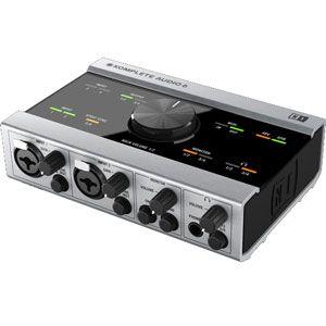 KOMPLETE AUDIO 6 ネイティブインストゥルメンツ USBオーディオ・インターフェイス Native Instruments