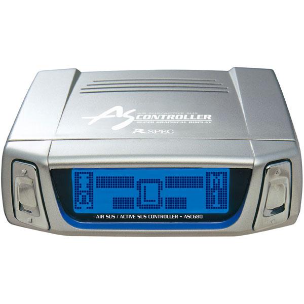 ASC680 データシステム エアサス&アクティブサスコントローラー Data system