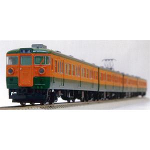 [鉄道模型]でんてつ工房 (HO) HO-001 国鉄 115系 0番台湘南色 基本4両セット