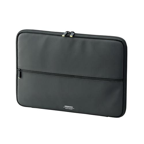 ZSB-IBUB02BK エレコム 13.3インチワイド対応Ultrabook用インナーバッグ ZEROSHOCK 販売実績No.1 オンラインショッピング ブラック