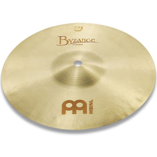 B10JS(MEINL) マイネル スプラッシュシンバル 10インチ MEINL Byzance Jazz
