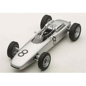 1/18 ポルシェ 804 F1 1962 #8(ドイツGP/ヨアキム・ボニエ)【86272】 オートアート