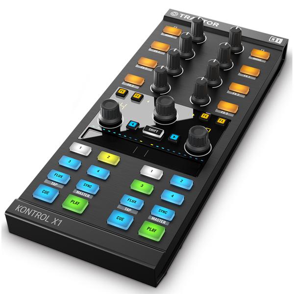 TRAKTORKONTROLX1MK2 ネイティブインストゥルメンツ TRAKTOR用コントローラー Native Instruments TRAKTOR Kontrol X1 MK2 [TRAKTORKONTROLX1MK2]【返品種別A】