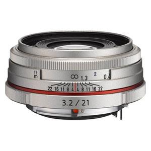 HD-DA21/3.2リミテツドSL ペンタックス HD PENTAX-DA 21mmF3.2AL Limited(シルバー) ※DAレンズ(デジタル専用)