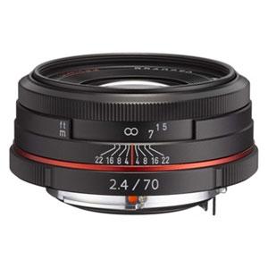 HD-DA70/2.4リミテツドBK ペンタックス HD PENTAX-DA 70mmF2.4 Limited(ブラック) ※DAレンズ(デジタル専用)