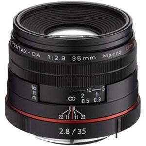 HD-DA35/マクロBK ペンタックス HD PENTAX-DA 35mmF2.8 Macro Limited (ブラック) ※DAレンズ(デジタル専用)