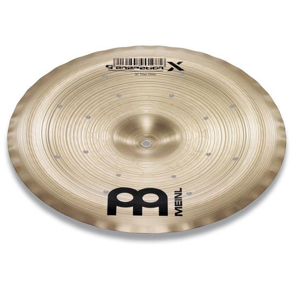 GX-14FCH(MEINL) マイネル フィルターチャイナシンバル 14インチ MEINL Generation X Thomas Lang's signature cymbal