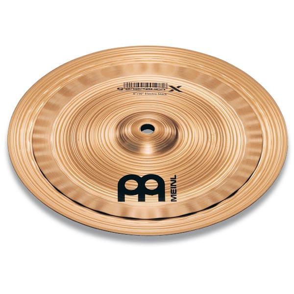 GX-8/10ES(MEINL) マイネル エレクトロスタックシンバル 10インチ MEINL Generation X Johnny Rabb's signature cymbal