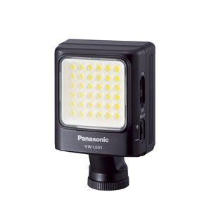 VW-LED1-K パナソニック LEDビデオライト「VW-LED1」 Panasonic