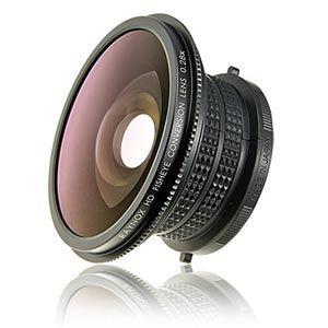 HDP-2800ES レイノックス フィッシュアイコンバージョンレンズ 0.28倍