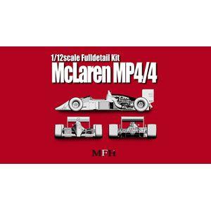 1/12 マクラーレン MP4/4 Ver.D(British GP)【K394】 モデルファクトリーヒロ