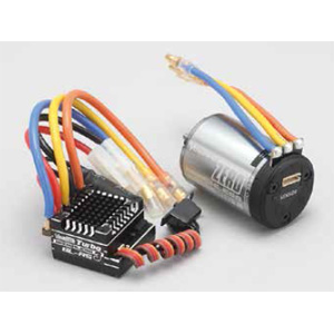 BL-RS3+Turbo ブラシレスコンボ YM-BL175G 17.5Tモーター【BL-R3175G】 ヨコモ