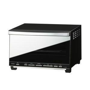 TS-D057B ツインバード ミラーガラスオーブントースター ブラック TWINBIRD [TSD057B]【返品種別A】
