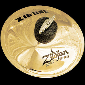 NAZL6ZB ジルジャン ジルベルシンバル 6インチ ZILDJIAN fx ZIL-BEL