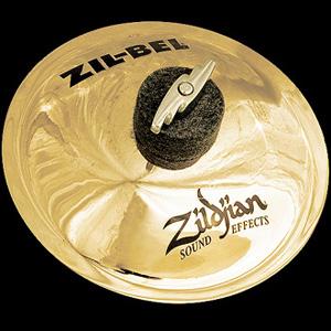 NAZL9.5ZB ジルジャン ジルベルシンバル 9.5インチ ZILDJIAN fx ZIL-BEL