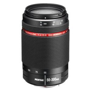 HDDA55-300MMF4-5.8WR ペンタックス HD PENTAX-DA 55-300mmF4-5.8ED WR ※DAレンズ(デジタル専用)
