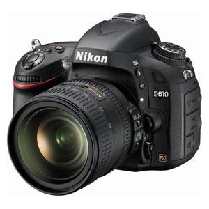 D610LK24-85 ニコン デジタル一眼レフカメラ 「D610」24-85 VR レンズキット