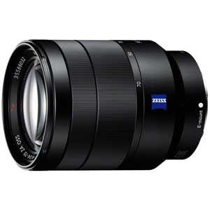 SEL2470Z ソニー Vario-Tessar T* FE 24-70mm F4 ZA OSS ※Eマウント用レンズ(フルサイズ対応)