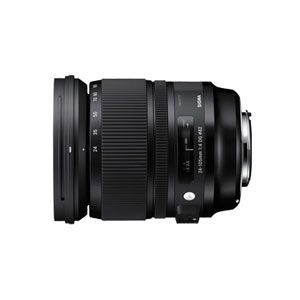 24-105/4DG_OS_HSM_NA シグマ 24-105mm F4 DG OS HSM ※ニコンFマウント用レンズ(FXフォーマット対応)