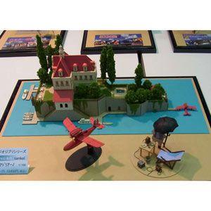 限定モデル 1 300 ホテルアドリアーノ 卓出 紅の豚 MK07-15 さんけい 組立キット