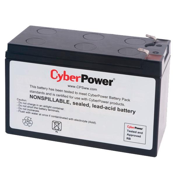 正規逆輸入品 おすすめ RBP0053 CyberPower 交換用バッテリー CP750SWLT