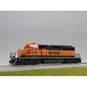 [鉄道模型]カトー (HO) 37-6613A EMD SD40-2 Mid BNSF #6762