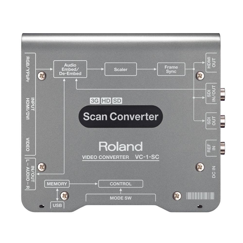 VC-1-SC ローランド スキャンコンバーター Roland