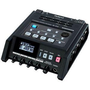 R-44E ローランド 4チャンネルポータブルレコーダー Roland 4-Channel Portable Recorder