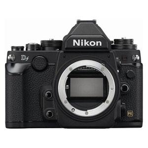 DF-BK ニコン フルサイズデジタル一眼レフカメラ「Df」ボディ(ブラック)