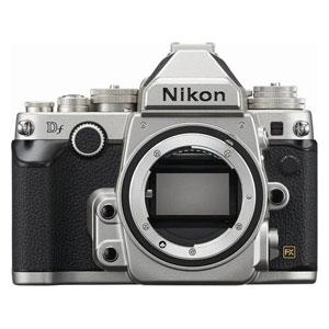 DF-SL ニコン デジタル一眼レフカメラ「Df」ボディ(シルバー)