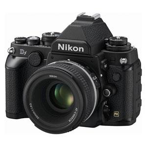 DFLK-BK ニコン フルサイズデジタル一眼レフカメラ「Df」レンズキット(ブラック)